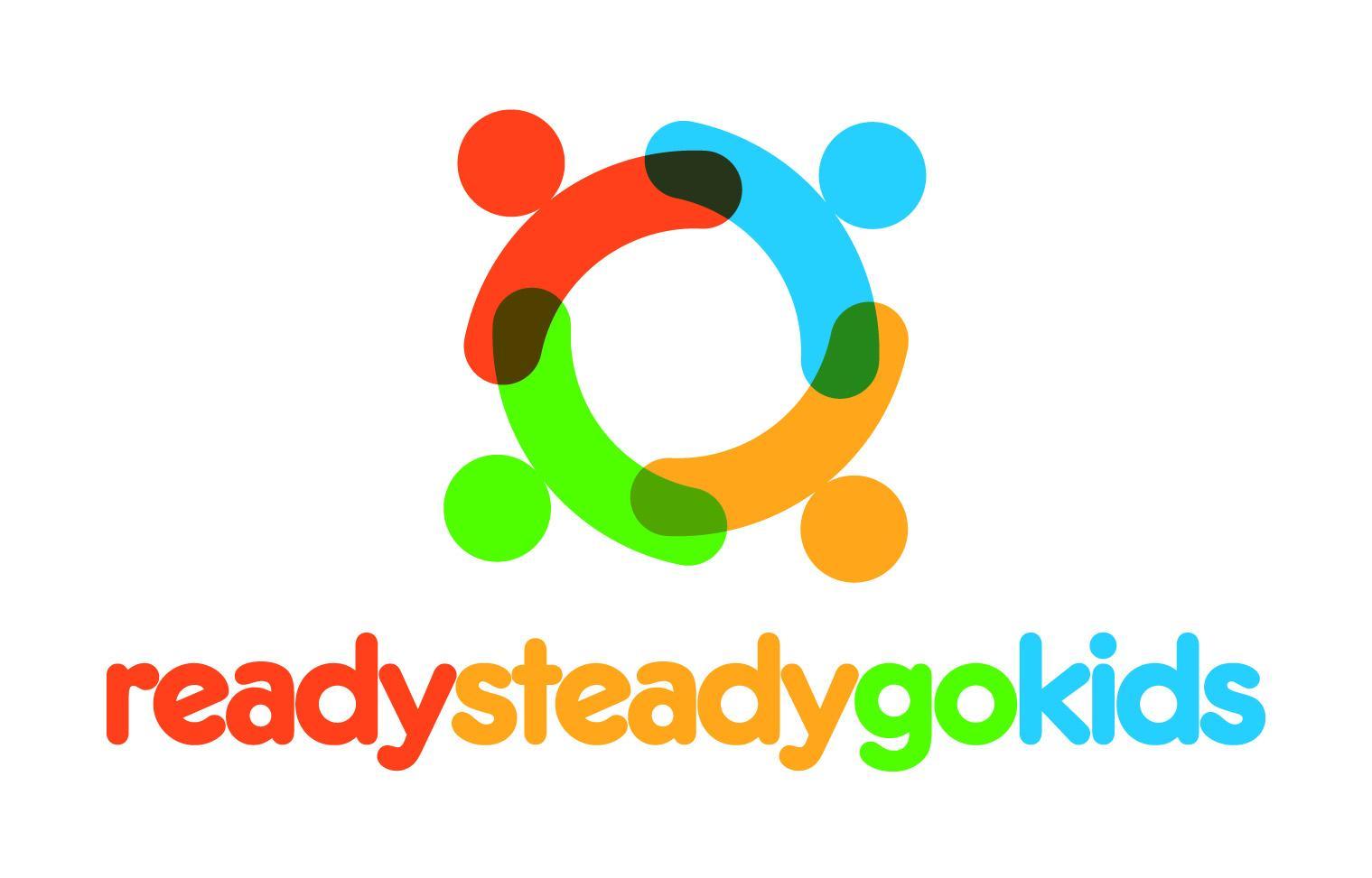 Ready Steady Go Kids Logo